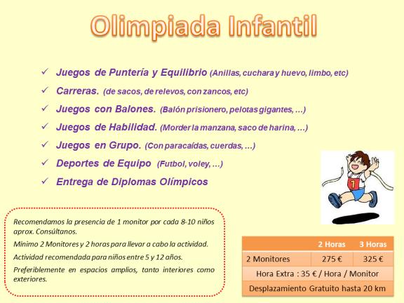 Eventos Infantiles Coruña