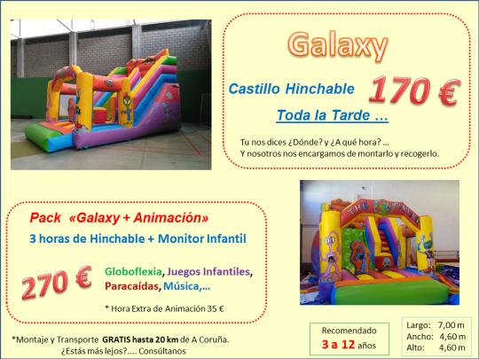 Alquiler Colchoneta Culleredo